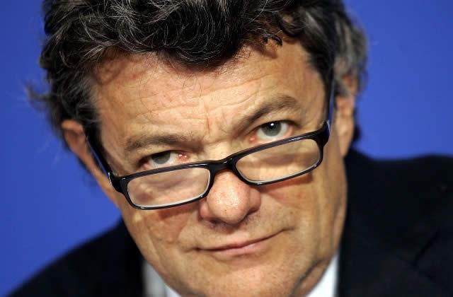 Jean-Louis Borloo, politique comique de l'année