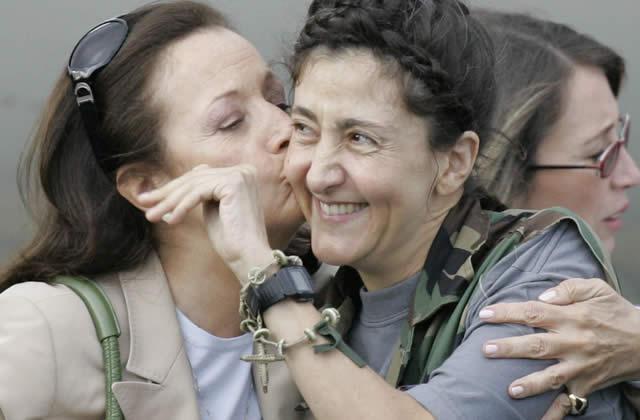 Ingrid Bétancourt, la libération !