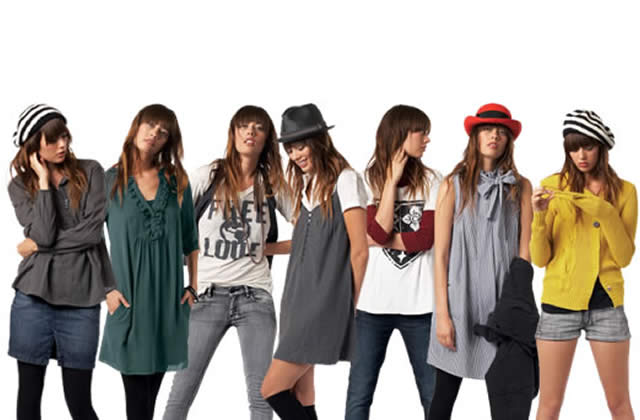 Quicksilver se lance dans la mode pour les (vraies) filles