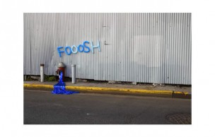 Street Art : D. Billy et ses ballons