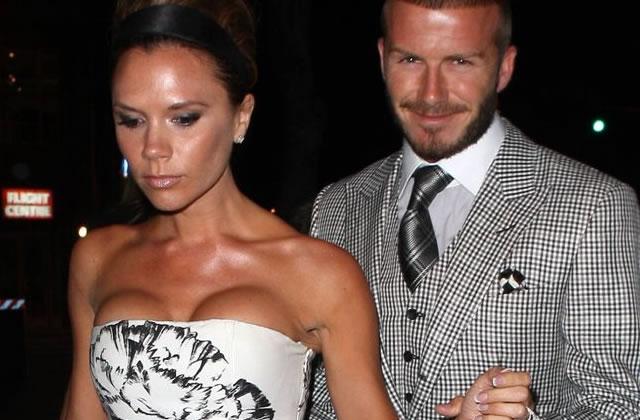 Victoria et David Beckham, héros shakespeariens