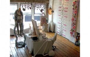 Lien permanent vers Virginie Sommet, sculptrice, plasticienne et écrivaine installée à New York