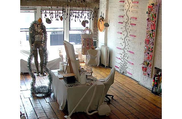 Virginie Sommet, sculptrice, plasticienne et écrivaine installée à New York