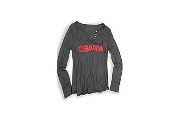 Zadig et Voltaire vote Barack Obama