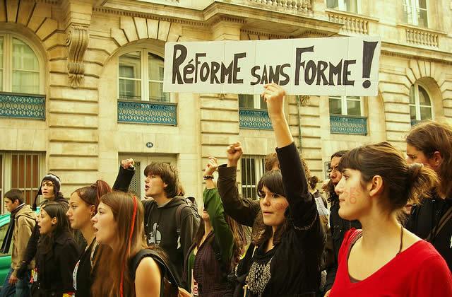 Les universités françaises à la ramasse ?