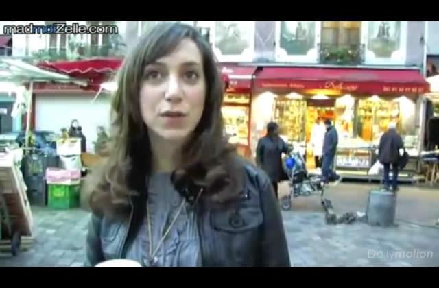 Copine Pénélope «Jolicoeur» Bagieu à la télé