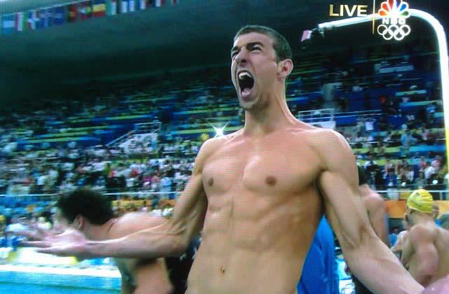 Michael Phelps : le paradis du régime à 12000 cal/jour