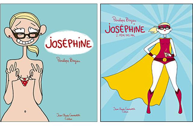 Pénélope Bagieu : «Joséphine, c'est mon anti-moi»