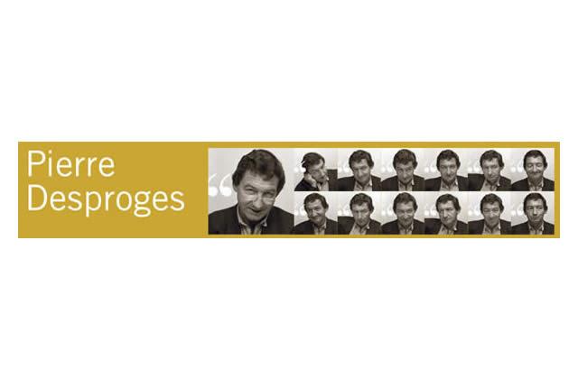 Dailymotion propose un espace Pierre Desproges