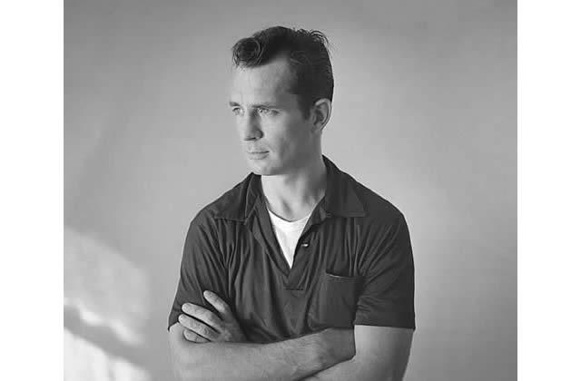 Découverte d'un manuscrit en français de Kerouac
