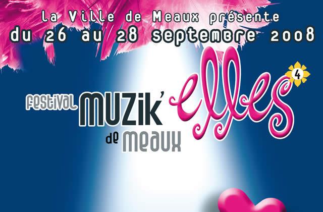 Idée week-end : Le festival Muzik'elles de Meaux