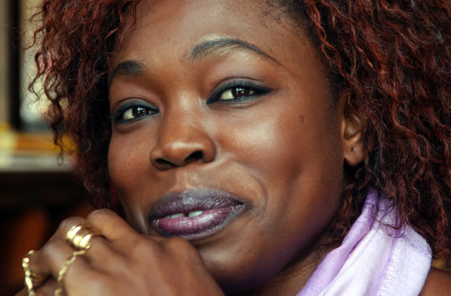 Interview de Fatou Diome, auteure de Inassouvies nos vies