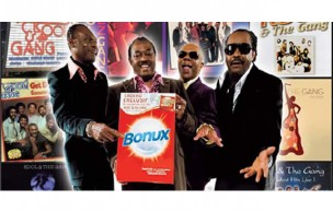 Kool & the Gang en cadeau Bonux !