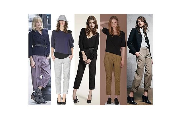 Le néo-pantalon : le même, en plus court !