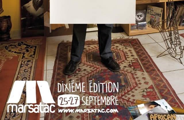 Marsatac, les 25, 26 et 27 septembre : la 10e édition attaque !