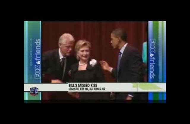 Quand Bill Clinton se prend un vent présidentiel