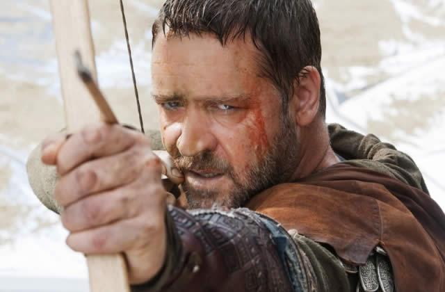 Russell Crowe : Robin des Bois et Sheriff à la fois