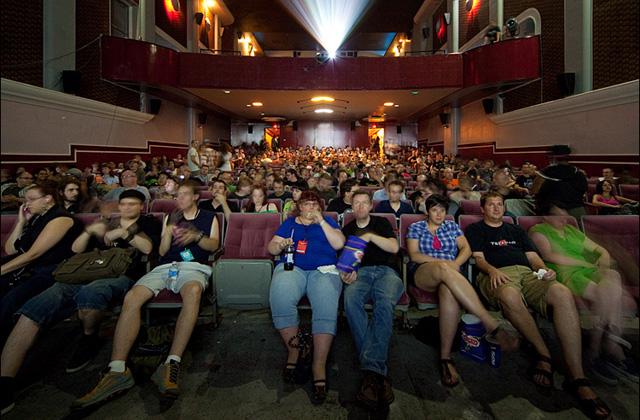 Sélection de films : sur le ring