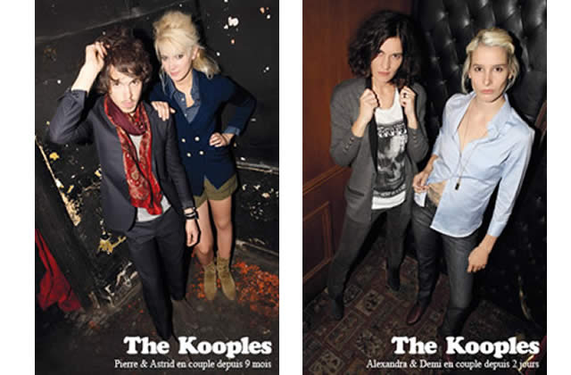 The Kooples : 3, 2, 1… Go !
