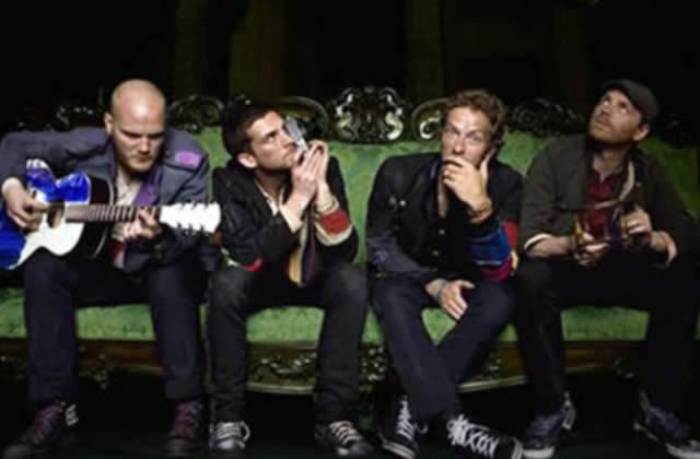 Coldplay et Jay-Z sont dans un bateau