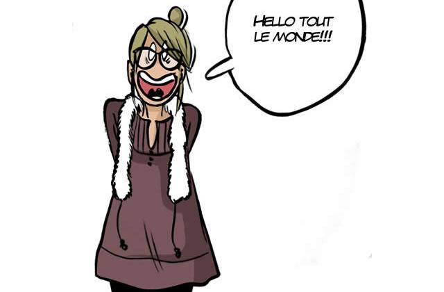 Le Dessin de Diglee – Happy birthday madmoiZelle !