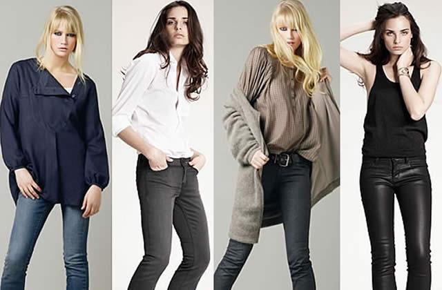 Mode Jeans : toutes les tendances denim de l'hiver 2008-09