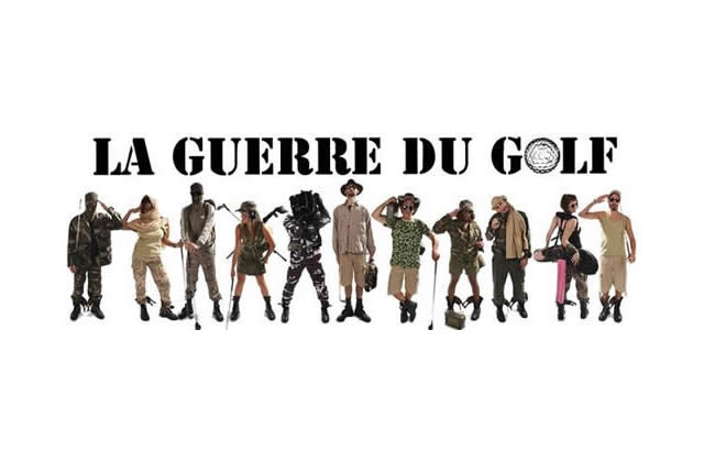 La Guerre du Golf, bientôt à Rennes !