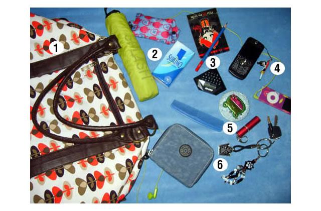 Le sac de Mathildette