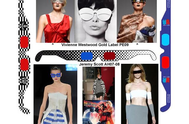 Les lunettes futuristes