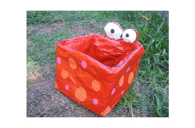 Crée ta Monstro-poubelle