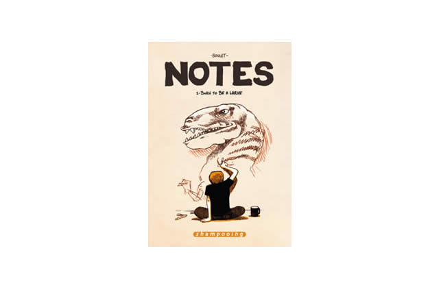 Notes, le blog de Boulet en livre