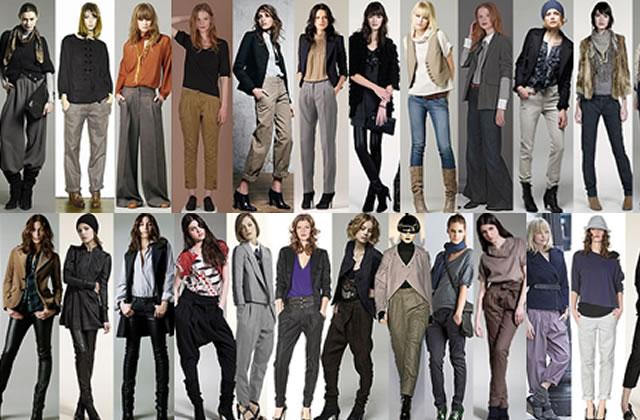 Pantalon / Tendances Automne Hiver 2008-2009