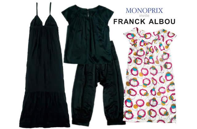 Franck Albou bientôt chez Monoprix