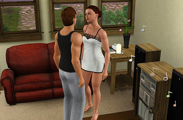 A la découverte des Sims 3 avec 5 fans à San Francisco