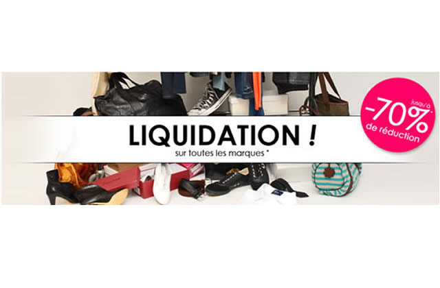 Bon Plan Mode : Liquidation chez RushCollection !!!