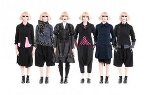Lien permanent vers Comme des Garçons chez H&M, c'est NOW !