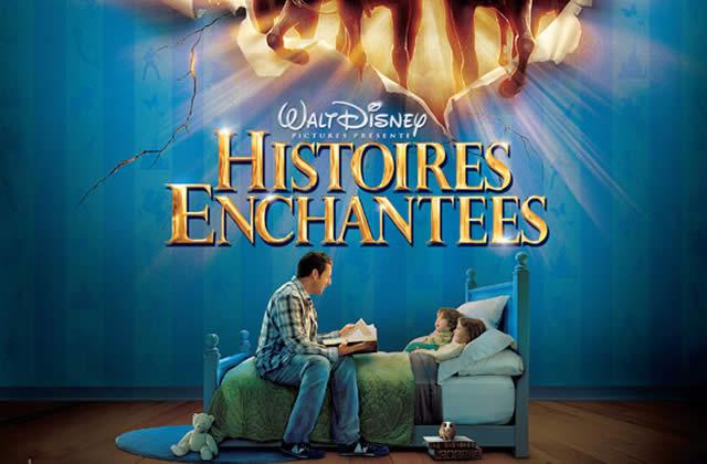 Histoires enchantées, un film Disney pour Noël