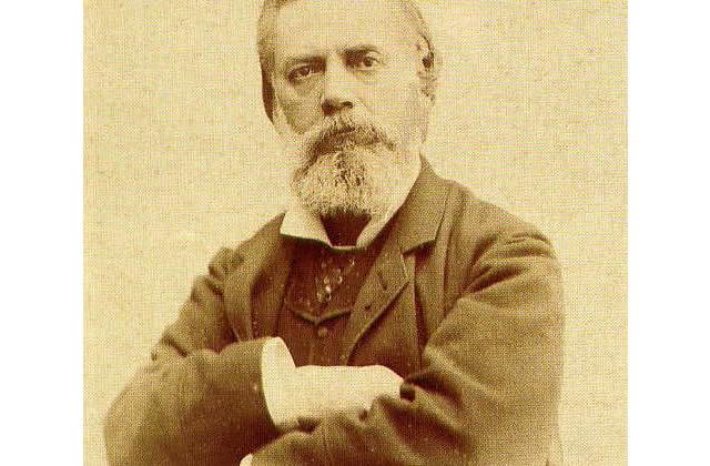 Jules Vallès ou le portrait d'un révolté