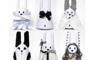 Lien permanent vers Le lapin Nabaztag relooké par la planète mode