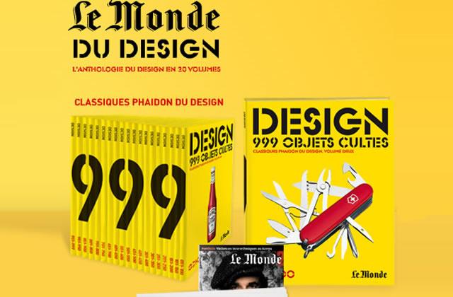 Le Monde du design, chaque samedi en kiosque