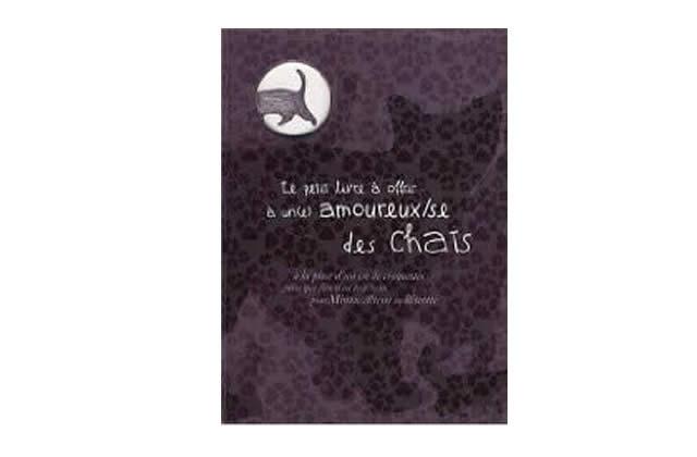 Le petit livre à offrir à un(e) amoureux/se des chats