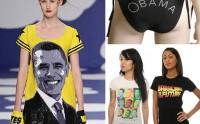 L'Obamawear ou la Barack Mania à porter