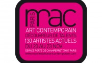 MAC : Manifestation d'Art Contemporain à Paris !