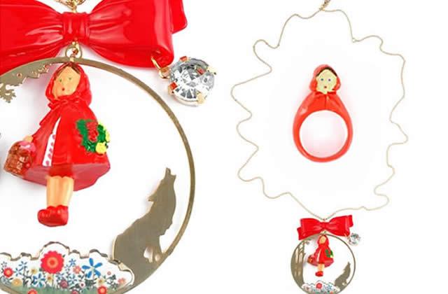 madmoiZelle aime… les bijoux Chaperon Rouge