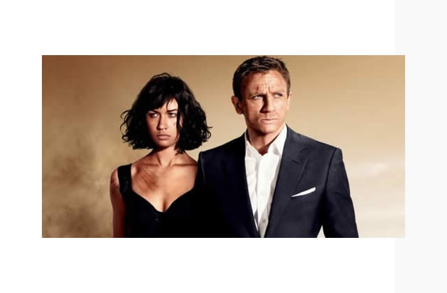 Pourquoi James Bond, Quantum of Solace c'est pas mal