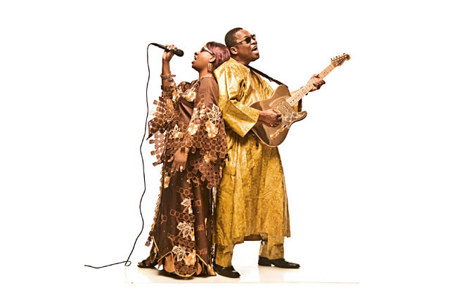 Welcome to Mali (Amadou et Mariam)