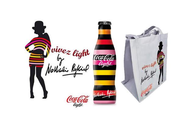 Coca-Cola Light s'habille en Rykiel pour fêter ses 20 ans