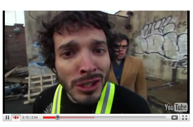 Flight of the Conchords, le concours de lipdub