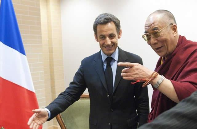 La Chine, la France et le Dalaï Lama