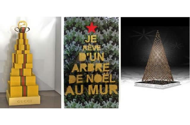 La planète mode relooke le sapin de Noël